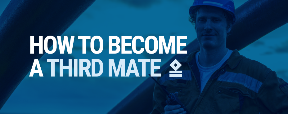 How to Become a Third Mate