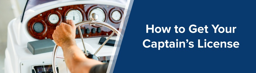 How to Get Your Captain's License