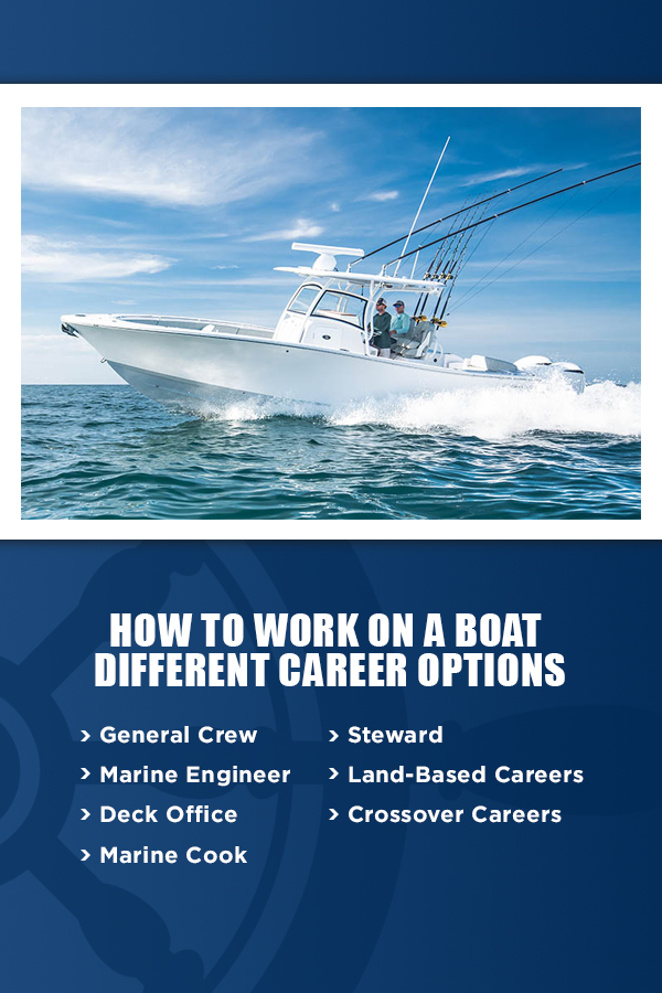 career options on ship