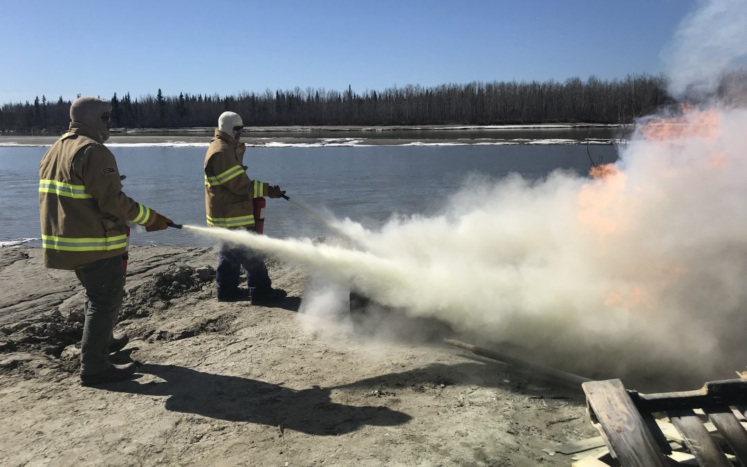 MITAGS Conducts M-SAFE Training in Central Alaska