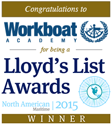 Workboat Academy LLyod's List and Northern American Maritime Awards
