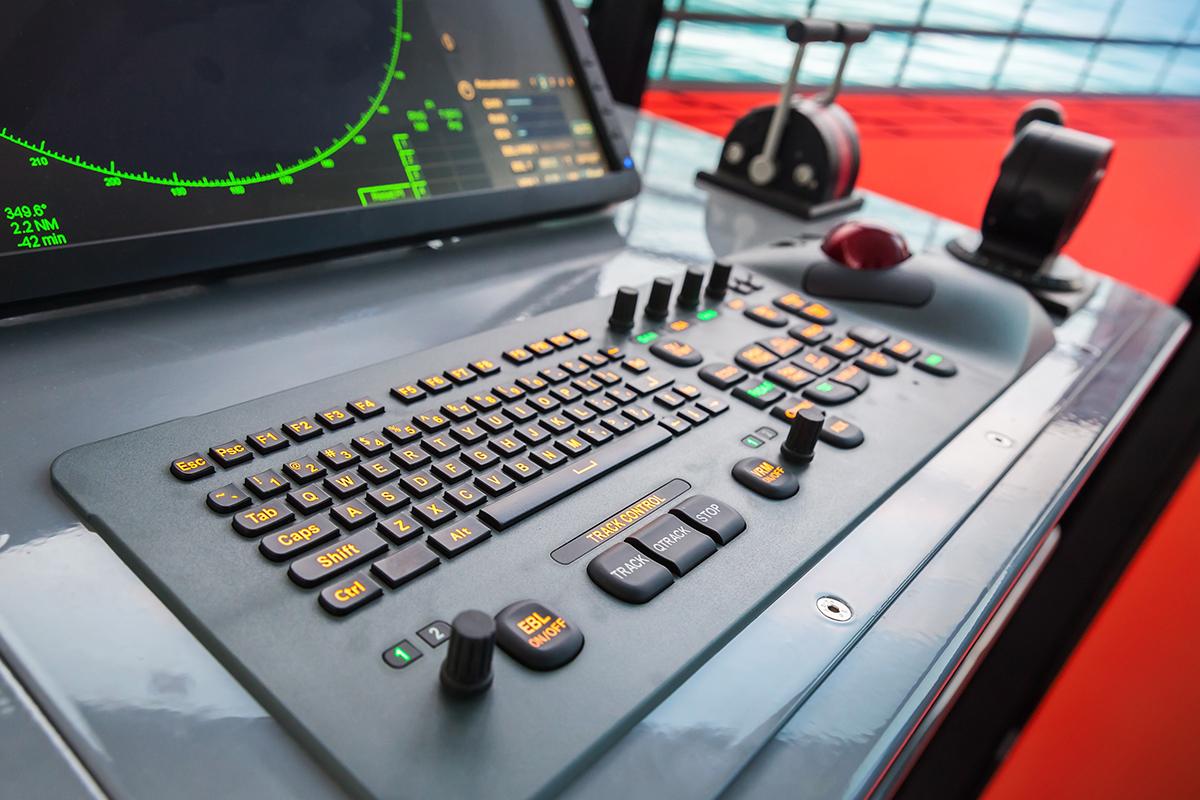 radar observer modern ship radar