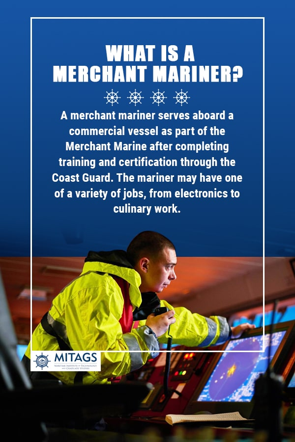 What Is a Merchant Mariner?