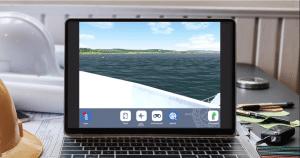 screencap of NAV-SAFE Digital Voyages tool