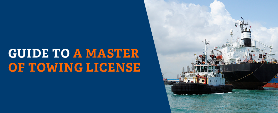 Guide to a Master of Towing License